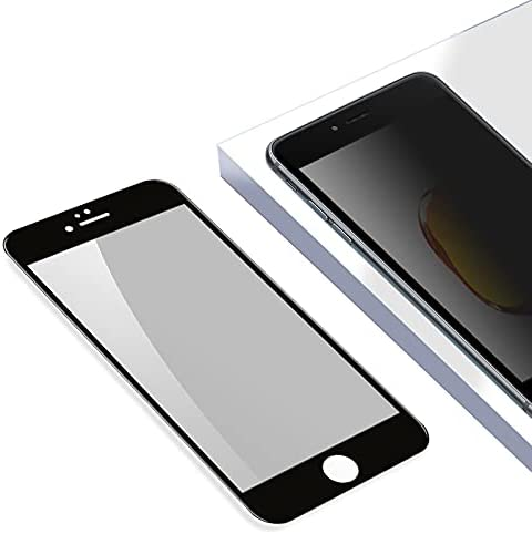 PERFECTSIGHT Privacy Screen Protector for iPhone 11,iPhone XR, Anti Spy Tempered Glass, Anti Glare, Anti Scratch,Case Friendly [6.1-Inch,1-Pack]