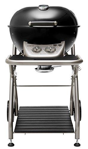 """Outdoorchef Gasgrill """"Ascona 570 G"""" – Kugelgrill für saftige Steaks ohne Wenden – BBQ Grill für Balkon und Terasse – Ø 57 cm mit 9.7 kW"""