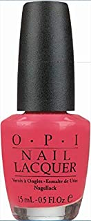 O.P.I Nail Lacquer, Charged Up Cherry, 15ml