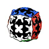 Cubelelo QiYi Gear Sphere (Tiled) Speed Cube Magic Cube Puzzle Shapeshifter