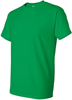 mens DryBlend 5.6 oz. 50/50 T-Shirt(G800)-IRISH GREEN-XL