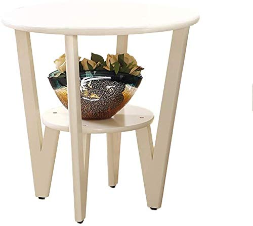 Mesa de centro Salón sofá lado de la mesa unos pocos escandinavo moderno minimalista esquina creativo pequeña mesita de noche mesita de café unos cuantos pequeños mini mesa de café mesa redonda Tablas