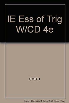 Misc. Supplies IE Ess of Trig W/CD 4e Book