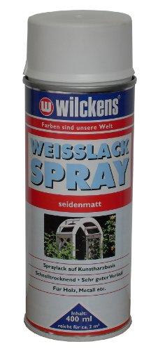 ROLLER Weißlack-Spray - seidenglänzend - 400 ml