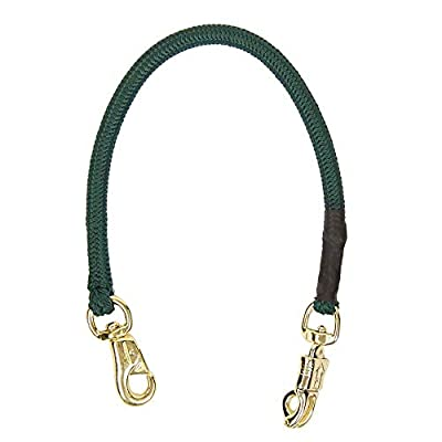 Mustang Bungee Trailer Tie Hunter Green by MUSTANG MANUFACTURING