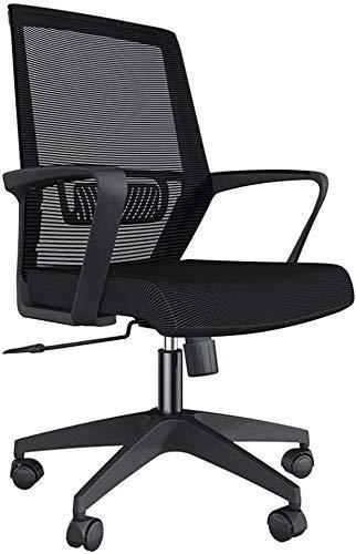 Living Decoration Bürostuhl Schreibtischstuhl Computerstuhl Home Office Stuhl 360 Drehsessel Stoff mit hoher Rückenlehne Stoff Executive Schreibtisch Aufgabe Computerstuhl Multifunktionale höhenver