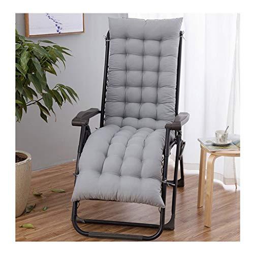 HEJINXL Tuinstoel Kussen Ligstoelen Kussen Kussens Dikkere Wattenschijfjes Terrasmeubilair Bankkussen (stoel Niet Inbegrepen) (Color : C, Size : 170x50cm)