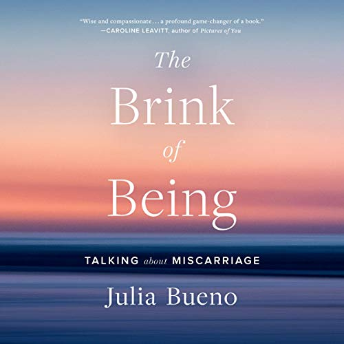 The Brink of Being audiobook cover art
