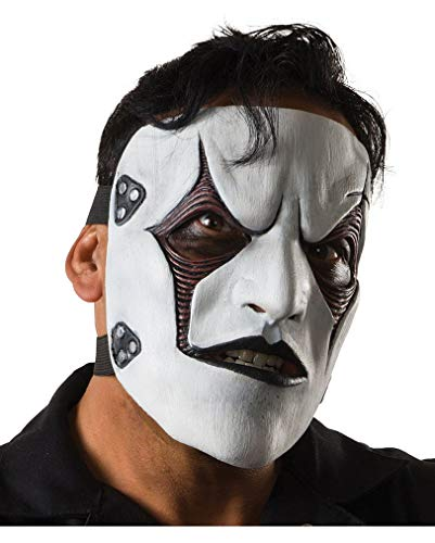 Horror-Shop Slipknot Jim Gesichts-Maske