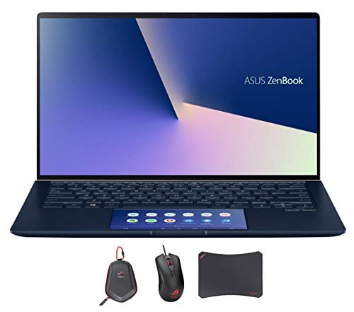 ASUS ZenBook 14 UX434FLC Home and Entertainment Laptop (Intel i7-10510U...