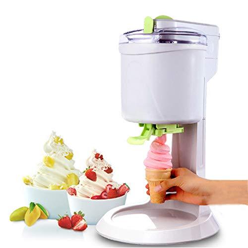 fang zhou Fashion Eismaschine, Mehrzweck-Automatik Großer Auslauf Leicht zu reinigen, Geeignet für Fruchtsaftriegel Hotels Bäckereien Milchteeläden Dessertläden