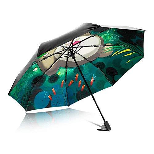 Regenschirm, Taschenschirm Regenschirm Sonnenschirme Regenfest Winddicht Schneeschutz Sonnenschutz Anti-UV Für Kinder, Freunde, Erwachsene