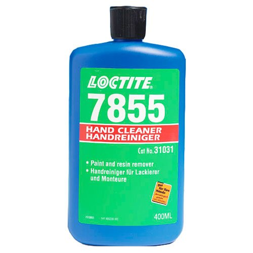 Loctite 7855 Hand Cleaner for Paint / Resin / Glue 400ml