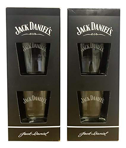 adquirir whisky jack daniels con vasos on-line
