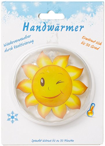 KDA 51077 Handwärmer Sonne