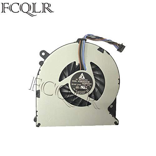 FCQLR Nuevo enfriamiento Ventilador compatibles para HP ProBook 4535S 4530S 4730S CPU enfriamiento Ventilador 646285-001 641839-001 Ordenador portátil Ventilador