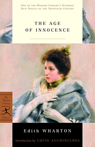 Download The Age of Innocence (Modern Library 100 Best Novels) 0375753206