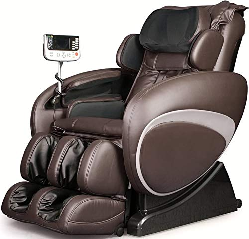 Osaki OS4000B-FWG Model OS-4000 Zero Gravity Executive Fully Body Massage Chair, Brown, Includes Free White-Glove Delivery in The US excluding Hawaii, Alaska and Puerto Rico