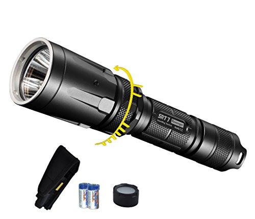 Nitecore HC30 - 1000 Lumen, Stirnlampe, Winkellampe
