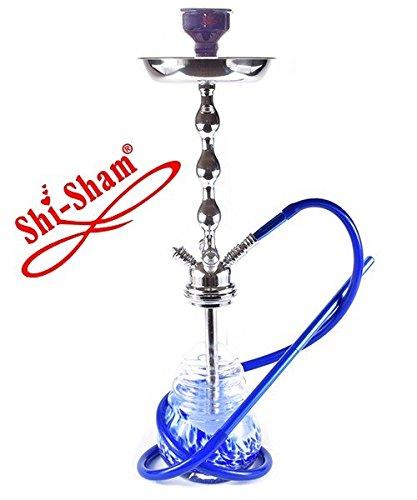 ShiSham NG Reloaded Silver-Shaft Blue