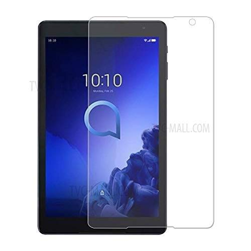 Armour Guards 9H Flexible Glossy Finish Screen Protector Compatible With ALCATEL 3T 10 Tablet Touch Screen [Transparent] (10.0 Inch)