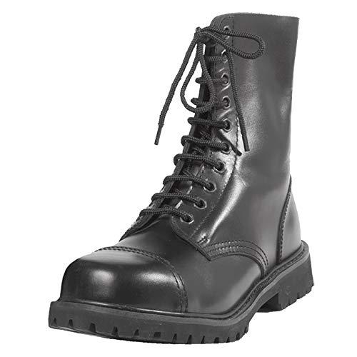 Mil-Tec Invader Stiefel Schwarz Größe 12