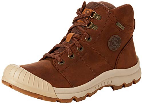 Aigle Damen Tenere Leather & GTX W Trekking-& Wanderschuhe, Braun (Camel), 42 EU