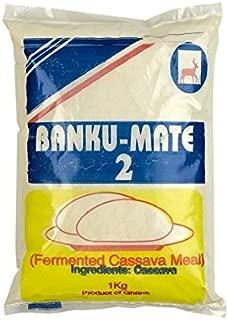 Organic Fermented Cassava Banku Mate 2.2lb