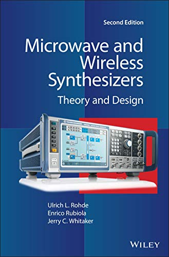 Microwave and Wireless Synthesizers: Theory and Design, 2nd Edition Front Cover