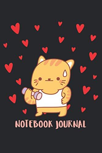 Notebook journal: Ideas de regalos de San Valentín para el hijo, la universidad de la hija gobernó el regalo de amor de los padres. cuaderno diario ... en cuaderno diario de 6 x 9 pulgadas, regalo