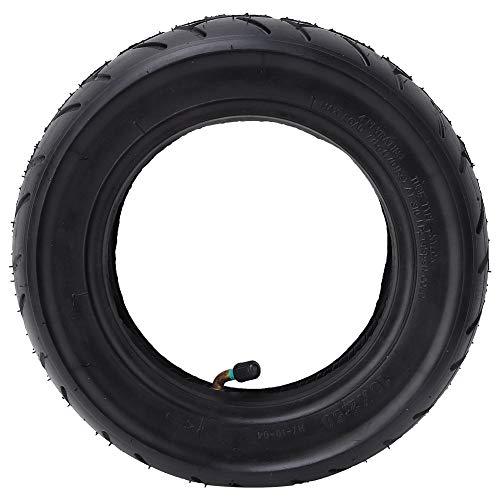 KSTE Reifen, Tire Scooter, Reifenfüller -Tire Elektroroller Aufblasbarer Reifen 10 Zoll Seitenwandschutz Außenreifen Schlauchset passend for Mijia