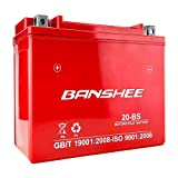 Banshee Replaces YTX20-BS Snowmobile Battery...