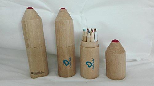 ComfortBaby® Kleurpotlodenset, kinderkleurpotloden in verschillende kleuren