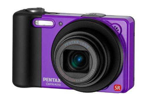 Pentax Optio RZ10 - Cámara Digital 14 Megapíxeles