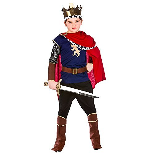 Deluxe Medieval King (5-7) (M)**NEW**