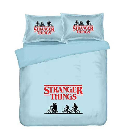 KIACIYA Funda Nórdica Stranger Things, Stranger Things