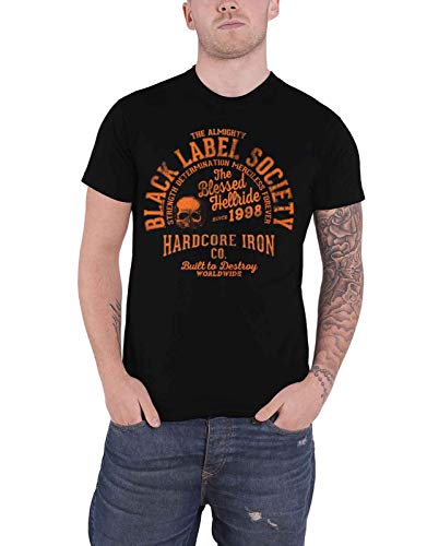 Black Label Society Hardcore Hellride T-Shirt L