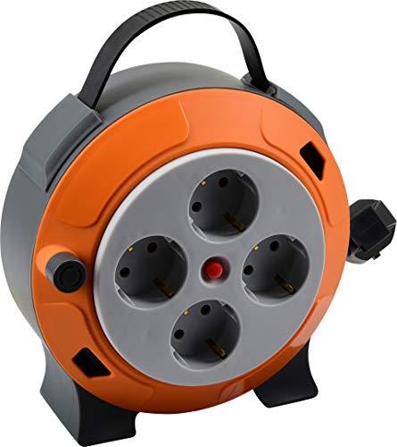 Meister 7435990 Kabelbox H05VV-F3G1,5, IP20 - Cable de 5 m - Interruptor...