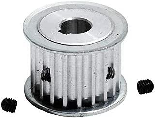 10 mm 16mm Poulie dent/ée sans Logo HWW-Belt de 5 m 15 Dents 5 M-15 T 5//6//6.35//8//10//12 mm de Largeur 16 mm//21 mm de Largeur pour Machine CNC