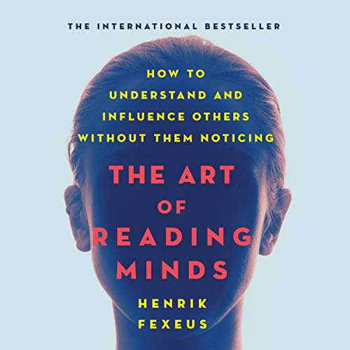 The Art of Reading Minds audiobook cover art