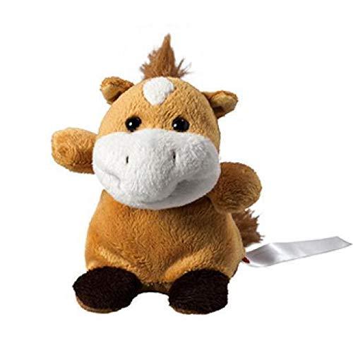 Schmoozies® XXL Pferd Stofftier Schmusetier Kuscheltier Plüschtier Teddy Bildschirmreiniger