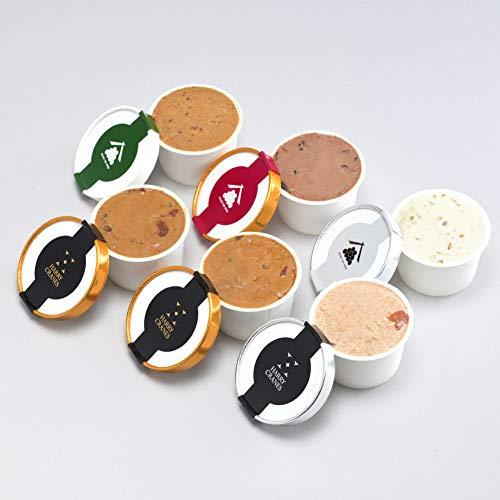 HARRY CRANES「アイスクリーム&シャーベット【薪の音×ハリークレインズ】コラボギフト」 -クール冷凍-