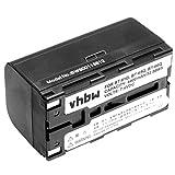 vhbw Li-Ion batería 4400mAh (7.4V) para medidor multímetro como Topcon BT-65Q, BT-66Q
