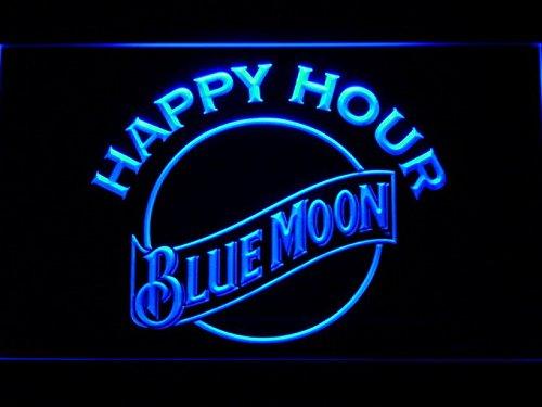neon beer signs blue moon - 2