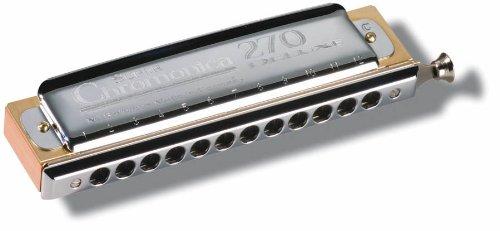 Hohner Super Chromonica 270 Deluxe C - Armonica cromatica