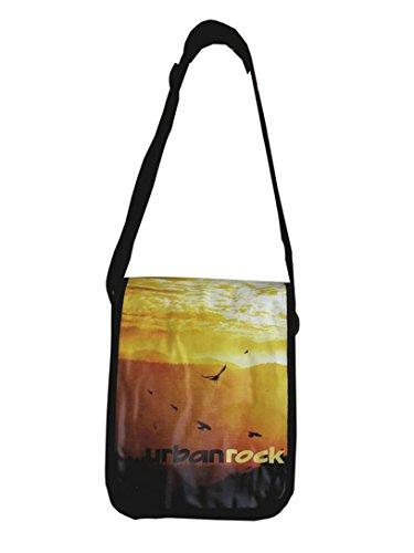 Urban Rock Sac bandoulière Orange 300 g