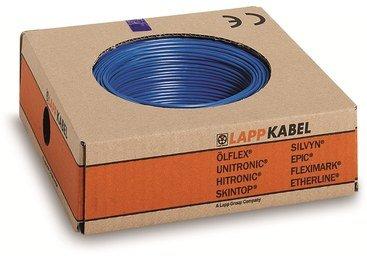 Preisvergleich Produktbild Lapp Kabel Litze H05V-K 0, 5mm² weiß 100M 4510051