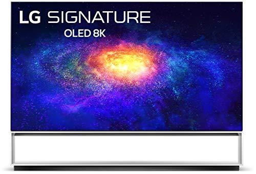 LG SIGNATURE OLED88ZXPUA Alexa Built-In ZX 88-inch 8K Smart OLED TV (2020 Model)