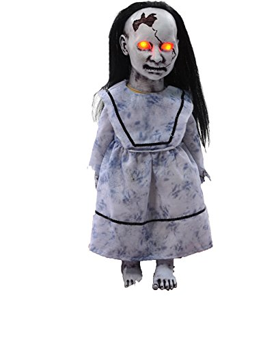 LUNGING GRAVEYARD BABY HALLOWEEN PROP Haunted House Decor Scary Theme Party - MR124277