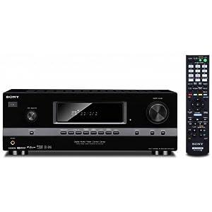 Sony STRDH520 7.1 Channel 3D AV Receiver (Black)